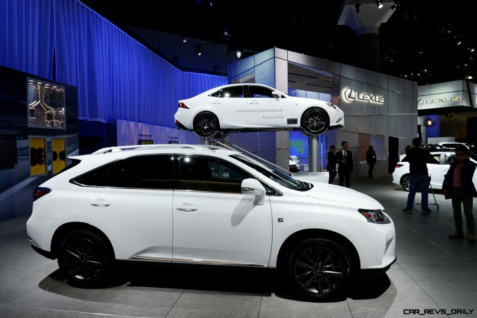 Car-Revs-Daily.com -- Lexus IS350FSport by Deviant ART is Best in Show SEMA 2013 11
