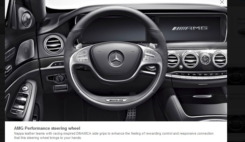 Car-Revs-Daily.com -- Mercedes-Benz S65 and S63 AMG 4MATIC -- Cool Buyers Guide Intel -- 40 Real-Life Photos and Animated Option Visualizers 29