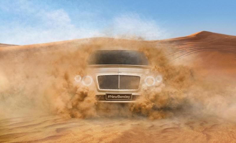Car-Revs-Daily.com -- #NewBentley SUV First Official Image Plus the EXP 9F Falcon Concept 3