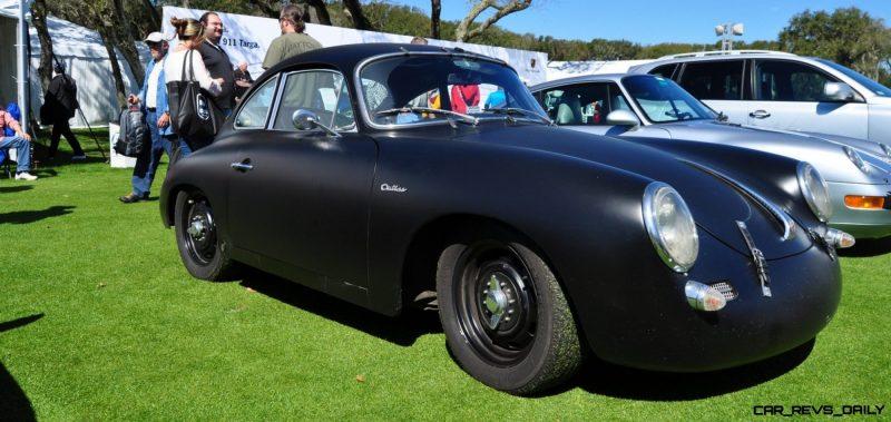 Car-Revs-Daily.com -- Porsche 356 Outlaw in Amelia Island 2014 6