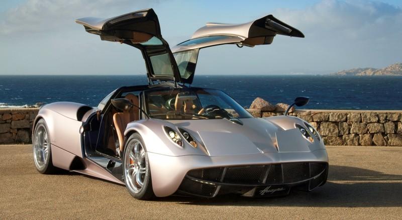 Car-Revs-Daily.com -- Supercar Showcase -- PAGANI HUAYRA 15