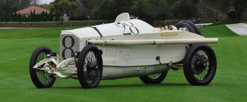 Copy of Amelia Island Time Capsules -- 1914 Mercedes-Benz GP Car in 25 Original, High-Res Photos 6