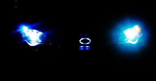 DIY LED lights and LED subaru badge emblem_7695827330_l