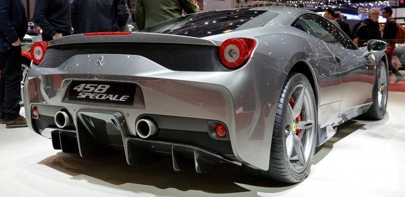 Geneva 2014 ShowFloor -- Ferrari California T, 458 Speciale and F12 Looking Brilliant 11