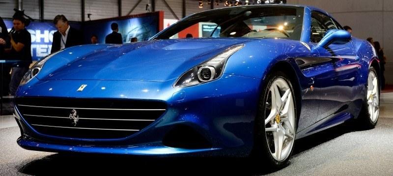 Geneva 2014 ShowFloor -- Ferrari California T, 458 Speciale and F12 Looking Brilliant 14