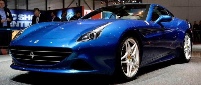 Geneva 2014 ShowFloor -- Ferrari California T, 458 Speciale and F12 Looking Brilliant 15