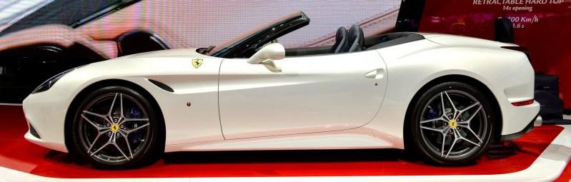 Geneva 2014 ShowFloor -- Ferrari California T, 458 Speciale and F12 Looking Brilliant 3