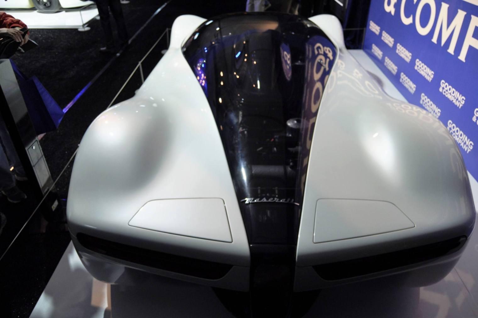 Gooding & Co. -- Amelia Island 2014 Gallery -- 2005 Maserati Birdcage 75th Concept 11