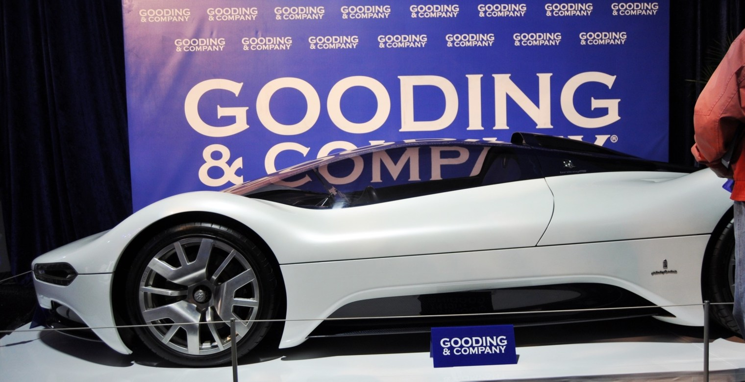 Gooding & Co. -- Amelia Island 2014 Gallery -- 2005 Maserati Birdcage 75th Concept 8