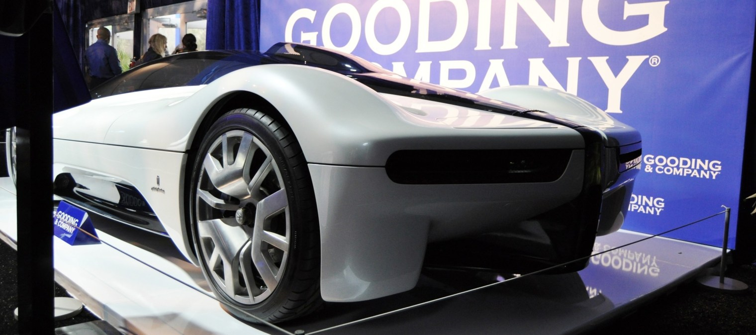 Gooding & Co. -- Amelia Island 2014 Gallery -- 2005 Maserati Birdcage 75th Concept 9
