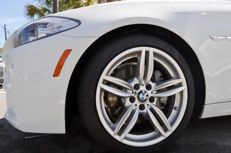 HD Video Road Test -- 2013 BMW 535i M Sport RWD -- Refined but Still Balanced, FAST and Posh 13