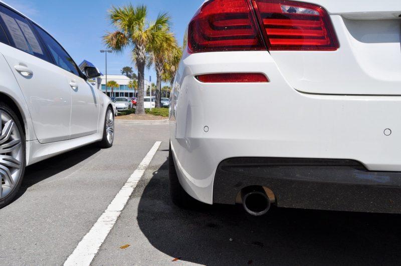 HD Video Road Test -- 2013 BMW 535i M Sport RWD -- Refined but Still Balanced, FAST and Posh 15