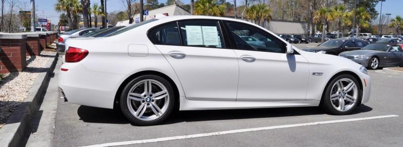 HD Video Road Test -- 2013 BMW 535i M Sport RWD -- Refined but Still Balanced, FAST and Posh 2