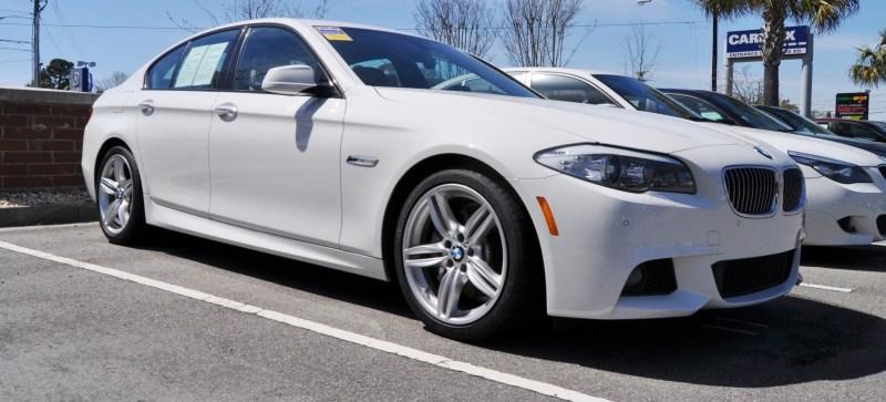 HD Video Road Test -- 2013 BMW 535i M Sport RWD -- Refined but Still Balanced, FAST and Posh 6