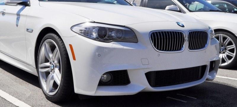 HD Video Road Test -- 2013 BMW 535i M Sport RWD -- Refined but Still Balanced, FAST and Posh 7