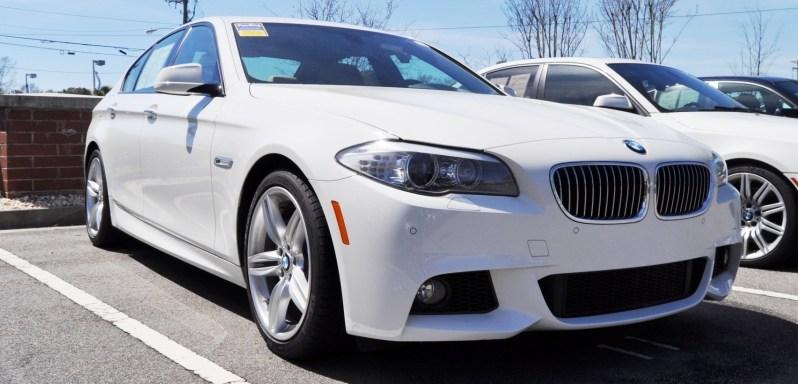 HD Video Road Test -- 2013 BMW 535i M Sport RWD -- Refined but Still Balanced, FAST and Posh 8