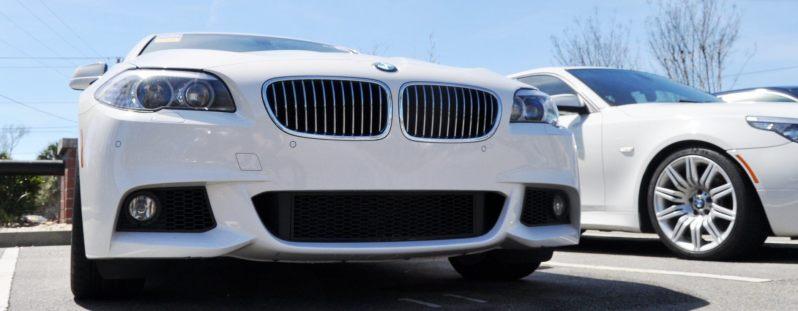 HD Video Road Test -- 2013 BMW 535i M Sport RWD -- Refined but Still Balanced, FAST and Posh 9