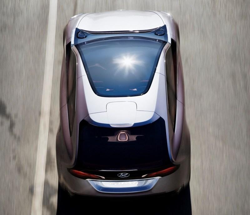 HYUNDAI Coupe Designs i-ONIQ and HND-9 5