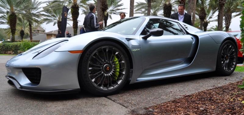 HyperCar HyperGalleries! 2015 Porsche 918 Spyder -- 77 All-New, High-Resolution Photos From All Angles 13
