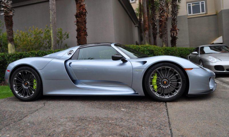 HyperCar HyperGalleries! 2015 Porsche 918 Spyder -- 77 All-New, High-Resolution Photos From All Angles 34