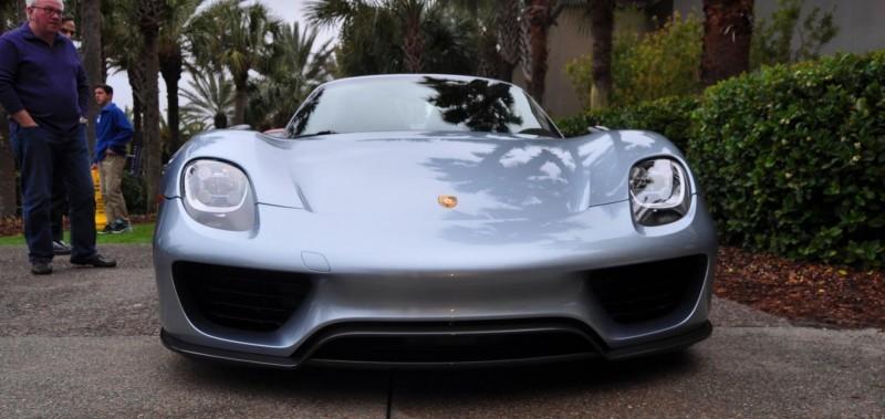 HyperCar HyperGalleries! 2015 Porsche 918 Spyder -- 77 All-New, High-Resolution Photos From All Angles 4