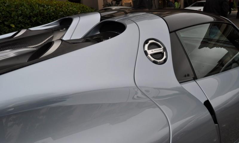 HyperCar HyperGalleries! 2015 Porsche 918 Spyder -- 77 All-New, High-Resolution Photos From All Angles 65