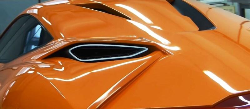 Hyundai PassoCorto Sports Car Is Torino Design Vision Come to Life!  Innovative Folded Surfacing + Hidden Cameras Replace Rear Glass 23