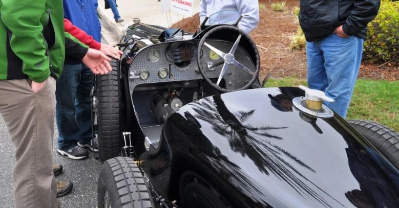 PurSang Argentina Shows Innovative Marketing with Street-Parked 1920s Bugatti GP Car13