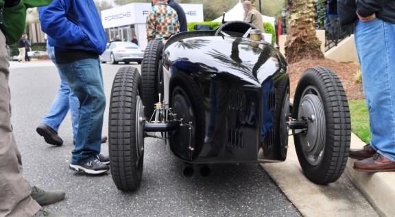 PurSang Argentina Shows Innovative Marketing with Street-Parked 1920s Bugatti GP Car17