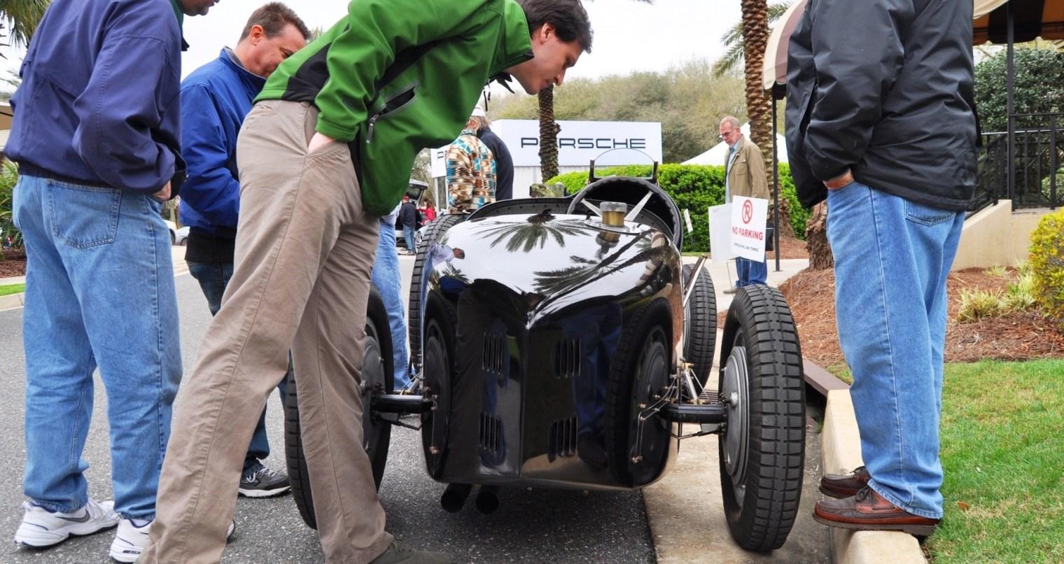 PurSang Argentina Shows Innovative Marketing with Street-Parked 1920s Bugatti GP Car18