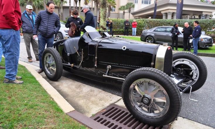 PurSang Argentina Shows Innovative Marketing with Street-Parked 1920s Bugatti GP Car21