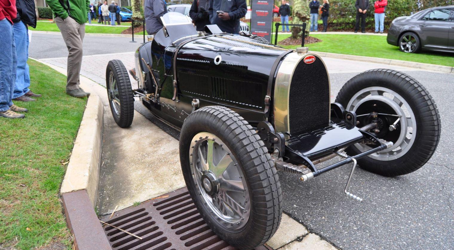 PurSang Argentina Shows Innovative Marketing with Street-Parked 1920s Bugatti GP Car23