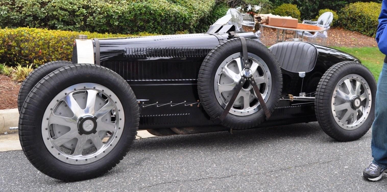PurSang Argentina Shows Innovative Marketing with Street-Parked 1920s Bugatti GP Car8