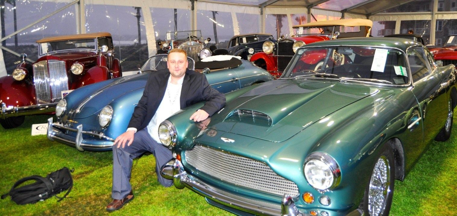 RM Auctions Amelia Island 2014 -- Aston Martin 15-98 Roadster 31