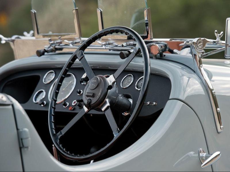 RM Auctions Amelia Island 2014 -- Aston Martin 15-98 Roadster 8