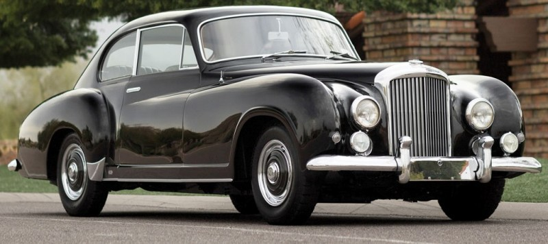 RM Auctions MONACO 2014 Preview -- 1958 Bentley R-Type Continental Fastback by Franay 1