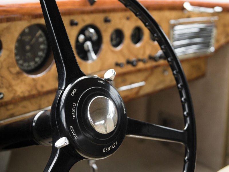 RM Auctions MONACO 2014 Preview -- 1958 Bentley R-Type Continental Fastback by Franay 12