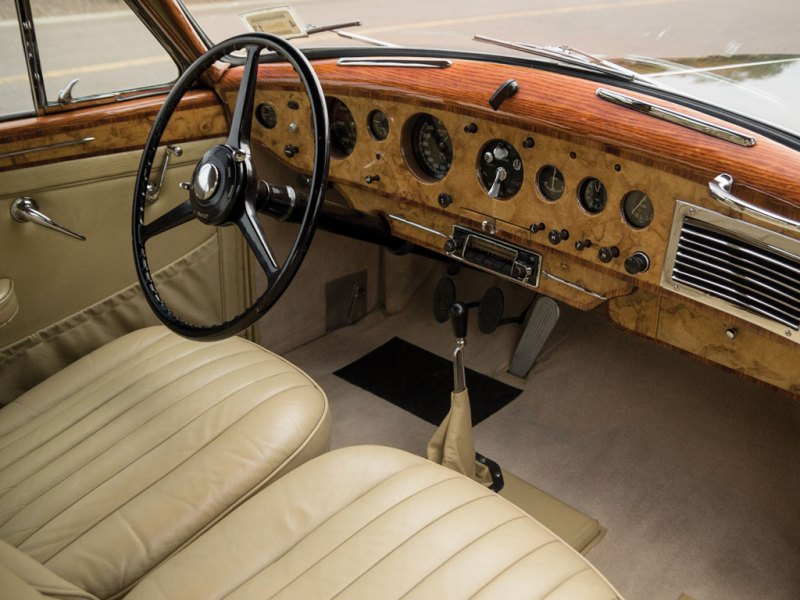 RM Auctions MONACO 2014 Preview -- 1958 Bentley R-Type Continental Fastback by Franay 4