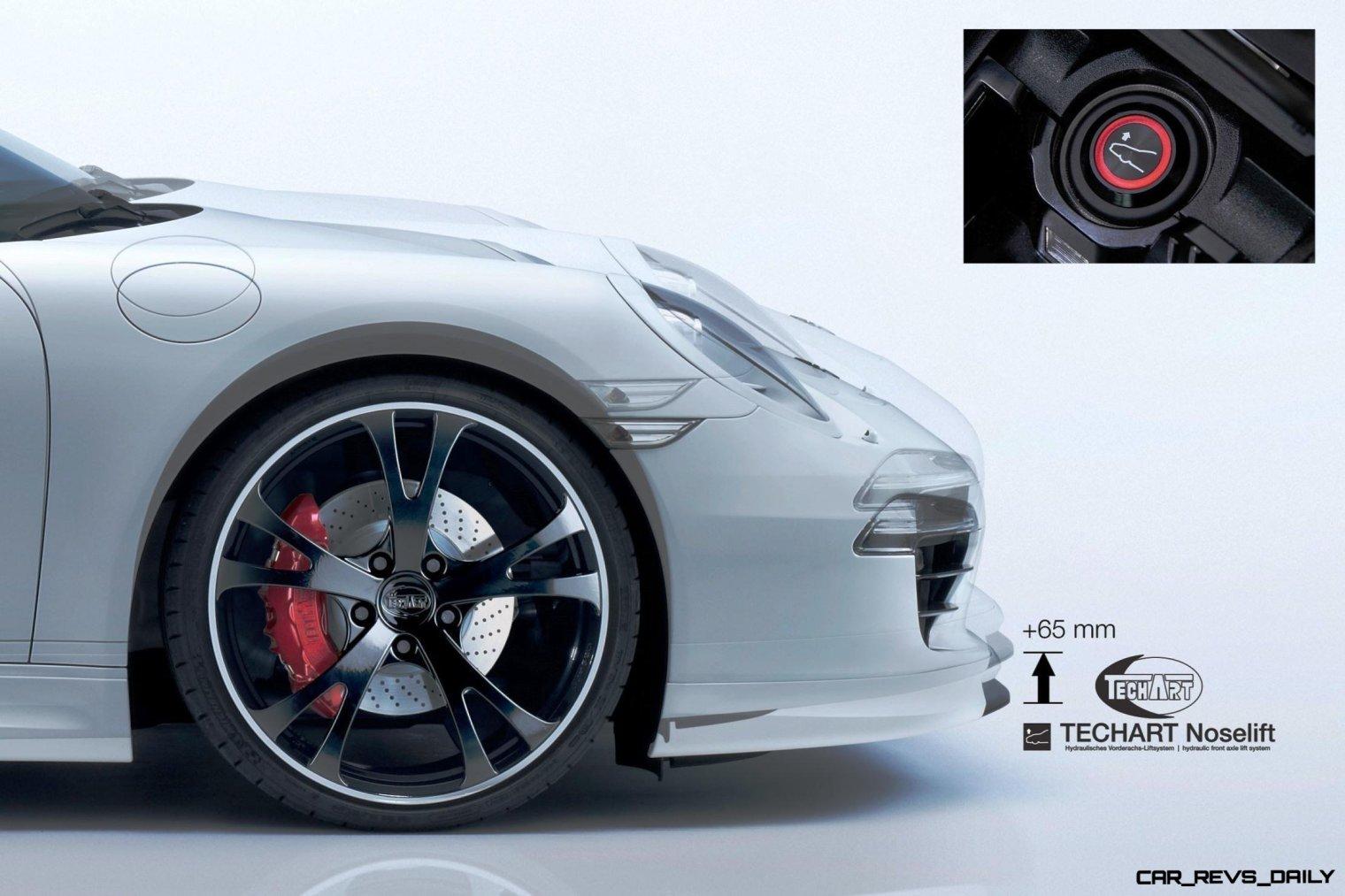 TECHART_Noselift_System_for_Porsche_911_models
