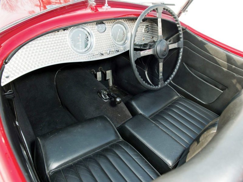 Video Walk-Around + 33 Photos -- 1935 Amilcar G36 Pegasé Boattail Roadster -- RM Auctions Amelia 2014 $467k 23