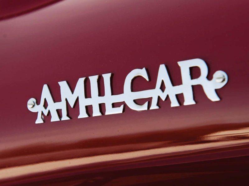 Video Walk-Around + 33 Photos -- 1935 Amilcar G36 Pegasé Boattail Roadster -- RM Auctions Amelia 2014 $467k 9