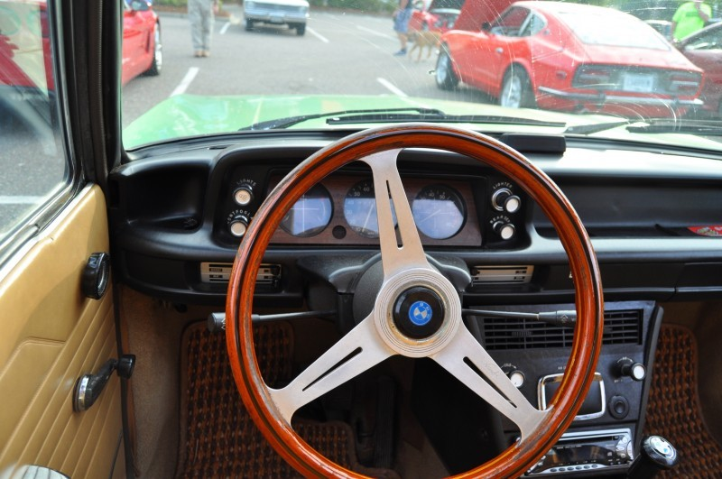 1976 BMW 2002 - Seafoam Green with Flawless Bodywork, Updated Wheels and Comfy New Seats 31