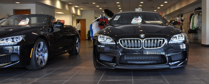 2014 BMW M6 Coupe, GC Before and After M Performance Parts 2