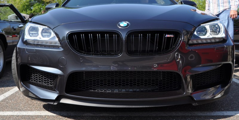 2014 BMW M6 Coupe, GC Before and After M Performance Parts 21