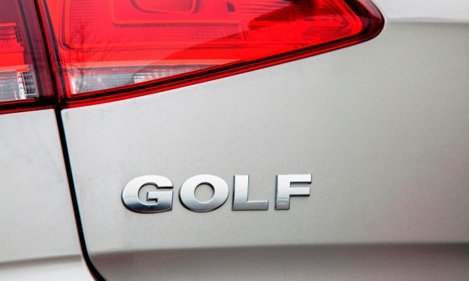 2015 VW Golf TSI 3dr Joins TDI and GTI in Brooklyn en Route to Detroit Show 15