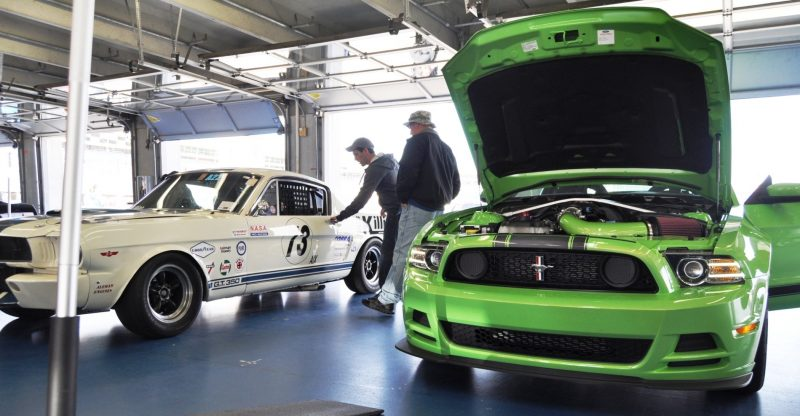 Car-Revs-Daily.com Mustang 50th GT350 Showcase 33