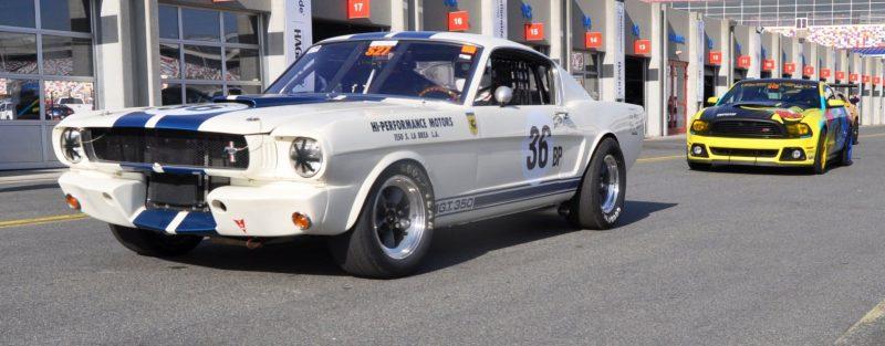 Car-Revs-Daily.com Mustang 50th GT350 Showcase 4