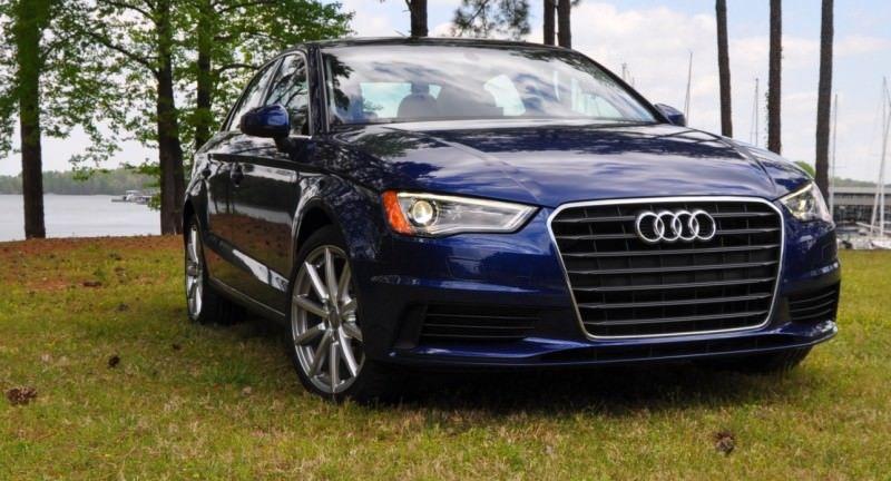Car-Revs-Daily.com Road Test Review - 2015 Audi A3 Sedan 1.8 FWD 1