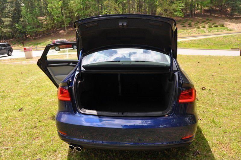Car-Revs-Daily.com Road Test Review - 2015 Audi A3 Sedan 1.8 FWD 43