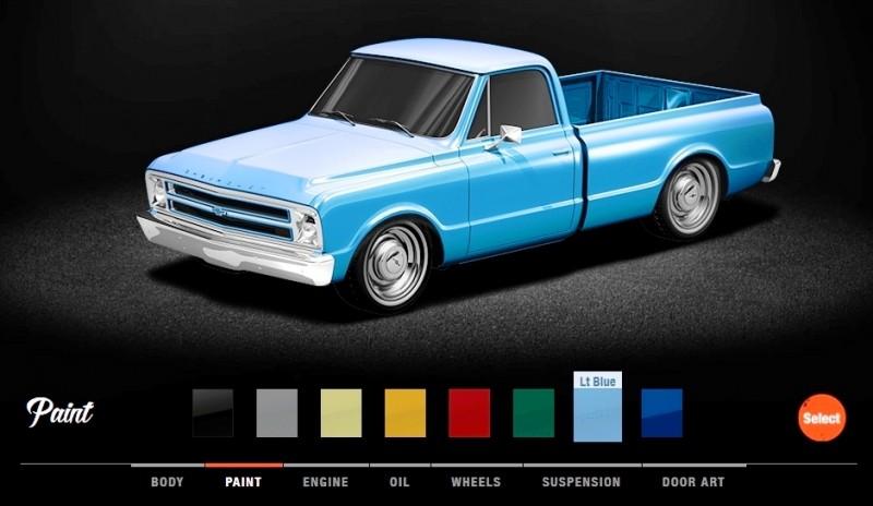 Car-Revs-Daily.com -- Valvoline Reinvention Project Trucks Hendrick Motorsport 77